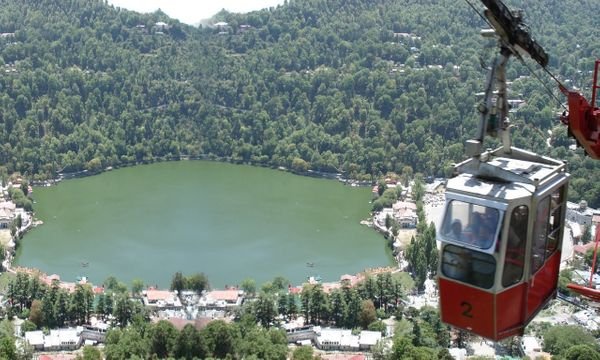 THE UNTOUCHED HOT-SPOTS OF NAINITAL