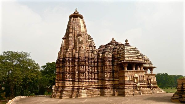A One day trip to Khajuraho Sculptures _The World Heritage Site