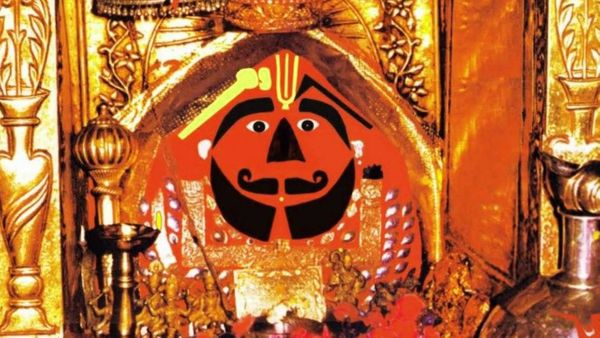 Salasar Balaji_ The tale of the Bearded Hanuman Avatar